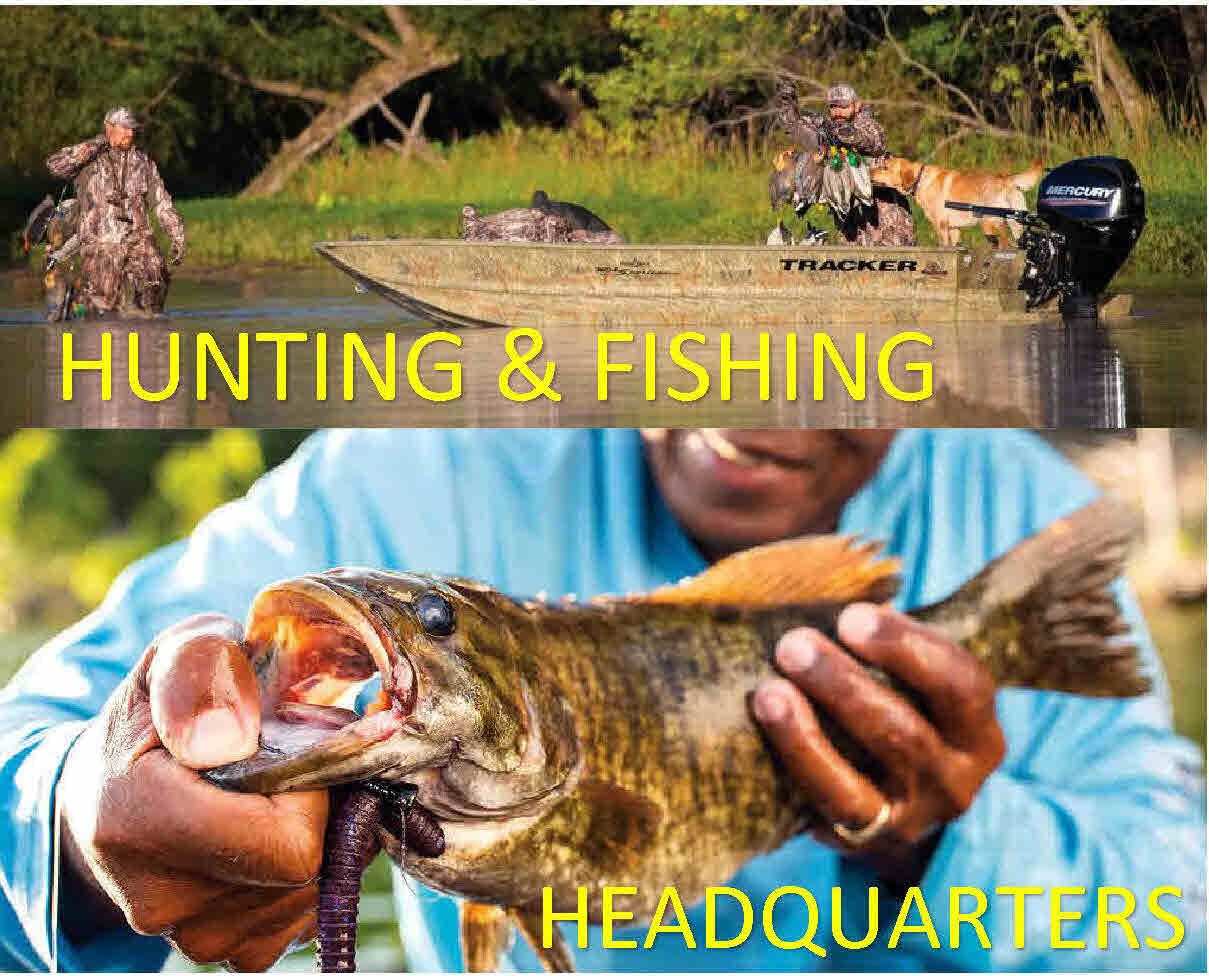 2018-08-09 HUNTING AND FISHING HQ