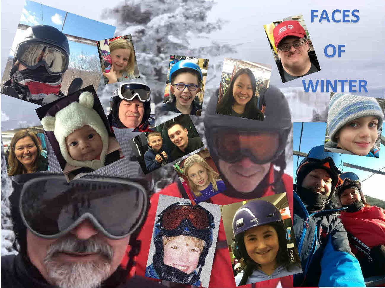 FACES OF WINTER CBS